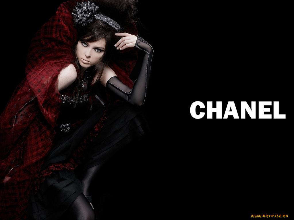 бренды, chanel